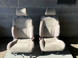 1998 Toyota T100 Front Bucket Seats Used