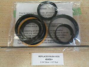 Replaces Bush Hog 40456 Seal Kit Fits Some Loaders Backhoes Read Details