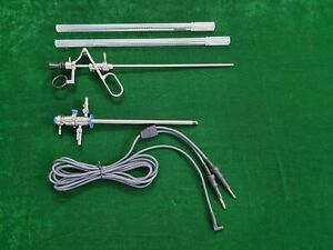 Hysteroscopy Turp Set Bipolar Passive Working Element Surgical Instruments