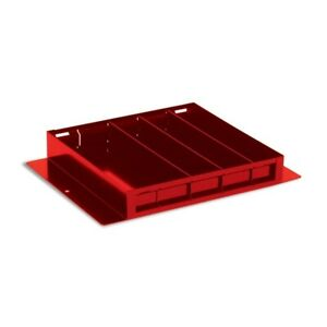 Weatherguard 615 Tool Box Tray Red