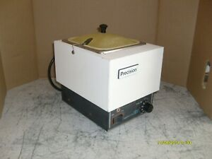 Laboratory Water Bath Precision Scientific 181 66557 28 Working