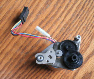 Ibm Wheelwriter Typewriter Ribbon Feed Motor Used Typewriter Parts
