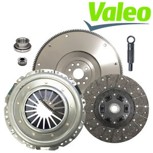 Valeo Max Hd Clutch Kit 6 Bolt Modular Flywheel For 96 04 Ford Mustang 4 6l Gt