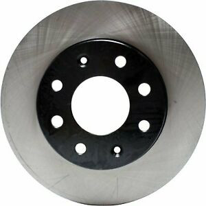 120 46039 Centric Brake Disc Front Driver Or Passenger Side New For 2000 Expo