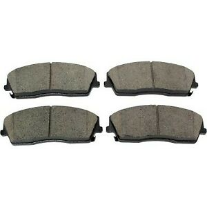 105 10560 Centric Brake Pad Sets 2 wheel Set Front New For Chrysler 300 Charger