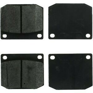 104 00020 Centric Brake Pad Sets 2 Wheel Set Front New For Saab 900 Capri Ford