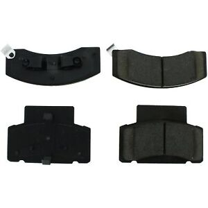 300 04590 Centric 2 Wheel Set Brake Pad Sets Front New For Chevy Express Van