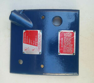 Ammco Electrical Panel Cover Fits Models 3000 4000 4100 7000