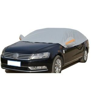 Car Half Cover Top Peva Waterproof All Weather Sunshines Cover Suv Roof Cover