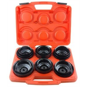 17 pc 3 8 Drive Master Oil Filter Wrench Set