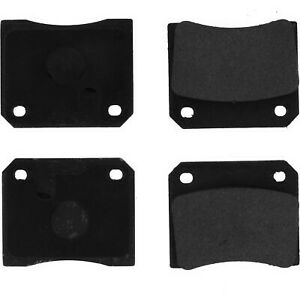 102 00090 Centric 2 wheel Set Brake Pad Sets Front Or Rear New For Jaguar Xj6 Xj