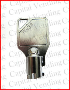 Sm34 Sm 34 Key For Dollar Bill Changers And Vending Machines