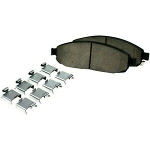 306 04590 Centric Brake Pad Sets 2 Wheel Set Front New For Chevy Express Van