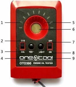 Fvdi Oto300 Motor Engine Oil Tester Analyser Instantly Know If Your Oil Needs