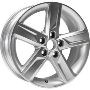 Aly69604u20n Autowheels Wheel 17 Inch Diameter New For Toyota Camry 2012 2014