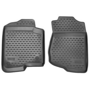 74 06 11005 Westin Floor Mats Front New Black For Chevy Chevrolet Silverado 1500