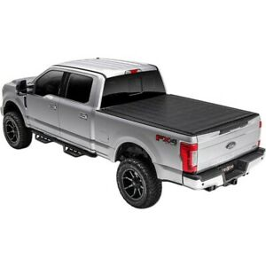 1571101 Truxedo Tonneau Cover New For Chevy Aluminum With Laminated Vinyl Top
