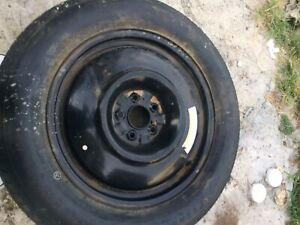 T165 90d18 Almost New Spare Tire 2009 2016 Toyota Venza T165 90d18