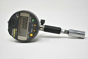 Mitutoyo Absolute Digital Dial Indicator 543 253 Id c112t W Diatest Ring Gage
