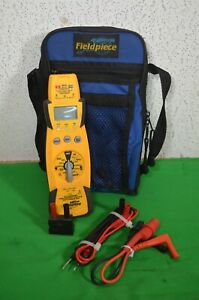 Buy Now Fieldpiece Hs33 Expandable Manual Ranging Multimeter For Hvac r Tool