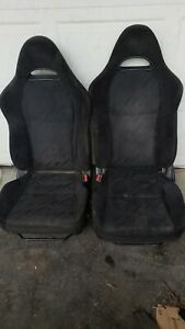 2003 Acura Rsx Oem Factory Lh Rh Driver Passenger Front Seats
