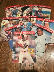 *SPECIAL SALE * 25% OFF 1985 TOPPS 3D COMPLETE SET $10.49
