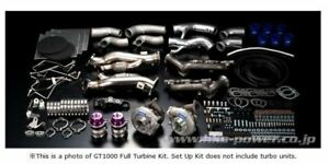 Hks 14020 An008 Wastegate Series Turbo Less Set Up Kit For Nissan Gt R R35 New