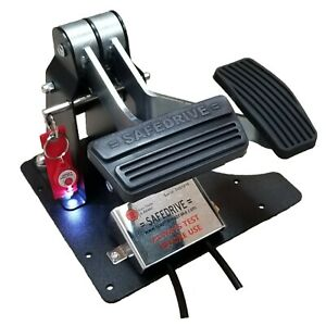 Rhd Right Hand Drive Conversion Kit Postal Carrier Brake And Gas Pedals