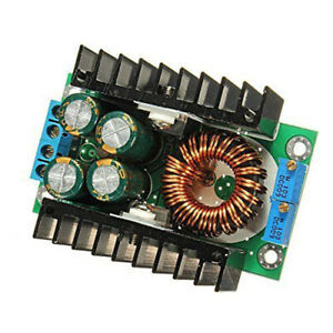 Dc dc Cc Cv Buck Converter Step down Power Module 7 32v To 0 8 28v 300w Tool