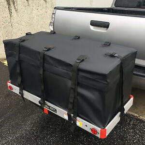 Rainproof Waterproof Luggage Tow Trailer Hitch Cargo Carrier Bag Truck Travel