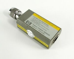 Hp Agilent 8482a Power Sensor Type N Male 100 Khz To 4 2 Ghz 30 Db To 20 Db