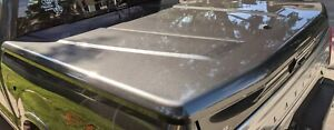Gray Hard Top Truck Bed Cargo Cover For A Ford F 150 5 5 Foot Bed
