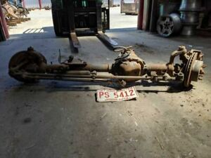 1993 Jeep Wrangler Front Axle Assembly W o Abs 3 07 Ratio 34722