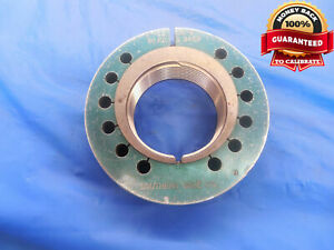 2 12 Un 2 Thread Ring Gage 2 0 Go Only P d 1 9459 N 2 2 12 Quality 3a