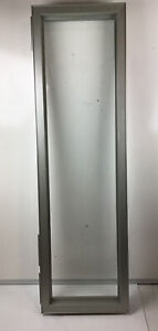 Steelcase Cubicle Glass Window Insert 42 X 12 Euc