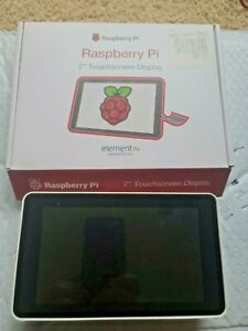7 Inch Lcd Display Touch Screen 800x480 For Raspberry Pi With White Case