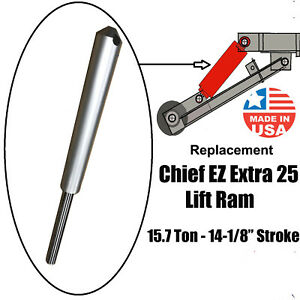 Replacement Chief Ez Extra 25 Frame Machine Lift Ram