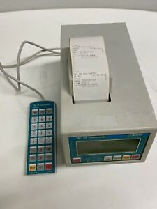 Metrohm 756 Kf Coulometer With Keypad Tested