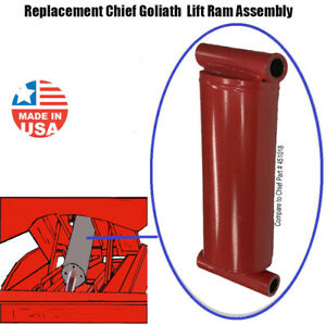 Replacement Chief Goliath Frame Machine Lift Ram Hydraulic Cylinder