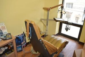 3 Used Dental Chairs Fair Condition Must Go Asap Cuspidor Delivery System