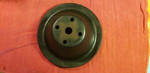 Mopar Chrysler Dodge Plymouth Single Groove Water Pump Pulley Pn 29518