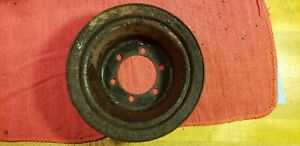 Mopar Chrysler Dodge Plymouth Single Groove Water Pump Pulley Pn 36143 75