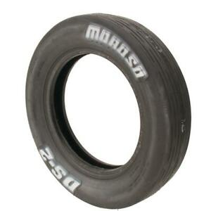 Moroso 17026 Ds 2 Front Drag Tire 26 X 4 5 X 15 Inch Blackwall