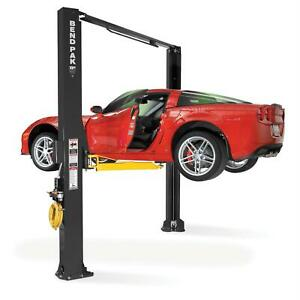 Bendpak Car Truck Lift Xpr10as Extra Tall 2 Post 10 000 Lbs Capacity