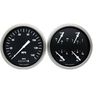 Classic Instruments Ct47hr52 Hot Rod Pickup Gauge Sets 47 53 Gm