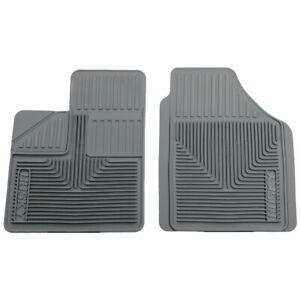 51142 Husky Liners Floor Mats Front New Gray For Chevy Olds Town And Country