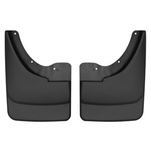 57031 Husky Liners Mud Flaps Set Of 2 Rear Driver Passenger Side New Pair