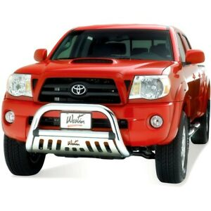 32 1600 Westin Bull Bar Front New For Toyota Tacoma 2005 2015