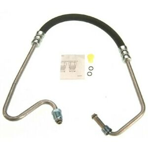 36 364300 Ac Delco Power Steering Hose New For Chevy S10 Pickup S 10 Blazer S15