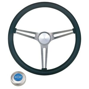 Grant 969 Classic Nostalgia Steering Wheel W Chevy Horn Button 15 In